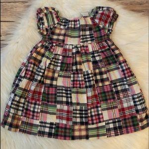 Baby Gap 12-18 months Plaid Dress